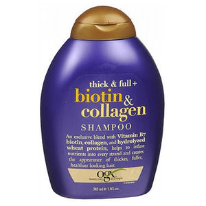 Organix Thick and Full Biotin Collagen Shampoo - 13 oz