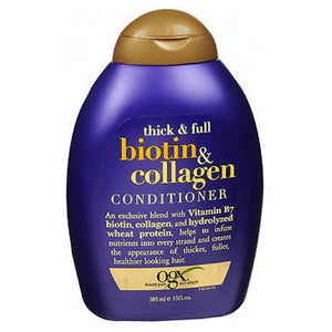 Organix Thick and Full Biotin Collagen Conditioner - 13 oz