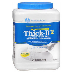 Thick-It 2 Instant Food and Beverage Thickener Concentrated - 36 oz