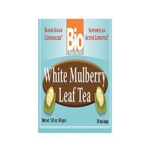 White Mulberry Leaf Tea - 30 Bags