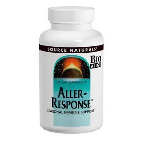 Aller-Response 30 Tablet by Source Naturals Dietary Supplement Seasonal Immune Support*
