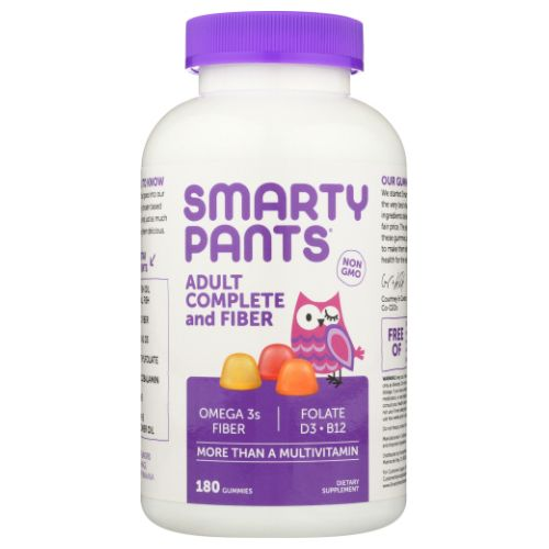 Weight Management Complete 180 Chews by SmartyPants Gummy Vitamins Weight Management Complete 180 Chews by SmartyPants Gummy Vitamins