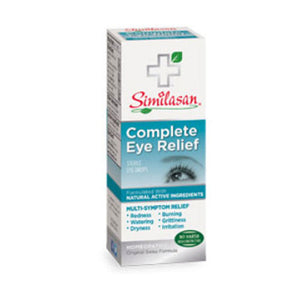 Eye Drops Complete Relief - 0.33 Oz