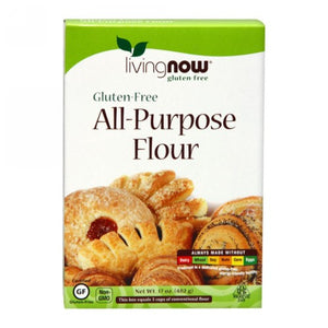 All-Purpose Flour Gluten-Free 17 Oz by Now Foods