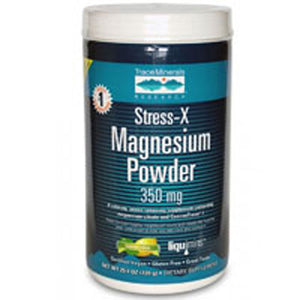 Stress-X Magnesium Powder - 50 servings - 12.7 oz