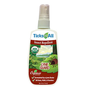 Insect Repellent - Lyme Guard 4 Oz