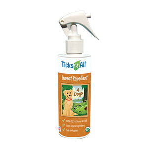Insect Repellent - For Dogs 8 Oz