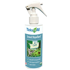 Insect Repellent - For Cats 8 Oz