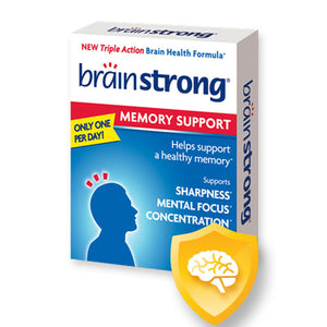 Brainstrong Memory 30 Caps by i-Health, Inc