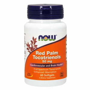 Red Palm Tocotrienols - 60 Sgels