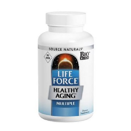 Life Force Healthy Aging No Iron