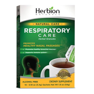 Respiratory Care - 10 Packets
