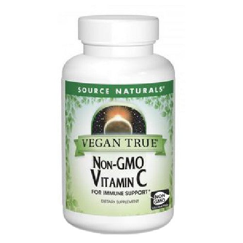 Vegan True Non-GMO Vitamin C - 60 Tabs