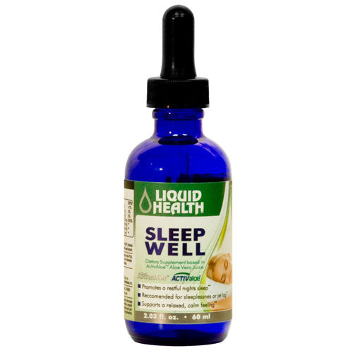 Sleep Well Gluten Free - 59 ml