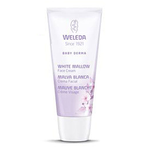 White Mallow Baby Face Cream 1.7 Oz by Weleda