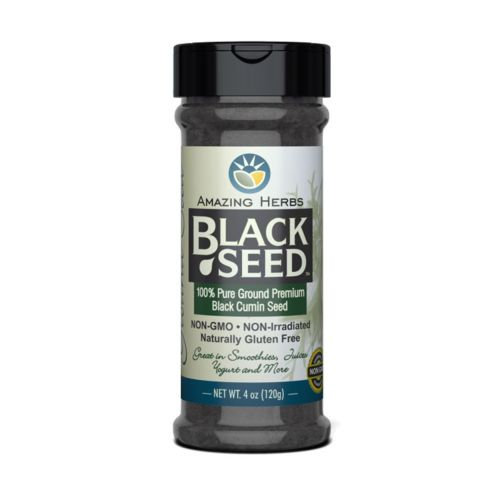 Black Cumin Seed Ground - 4 oz