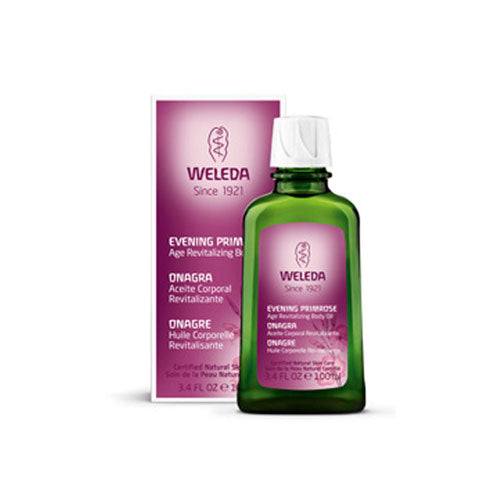 Evening Primrose Age Revitalizing Body Oil 3.4 oz by Weleda