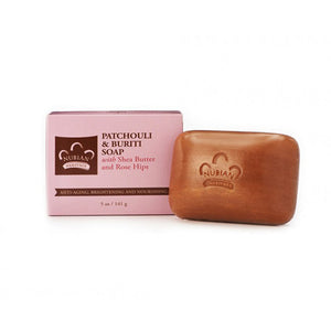 Bar Soap Patchouli & Buriti 5 oz by Nubian Heritage