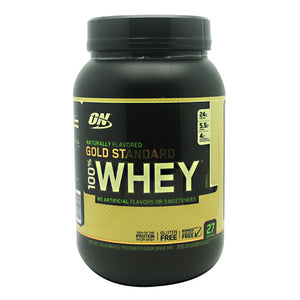 Gold Standard 100% Whey - Chocolate 5 lbs