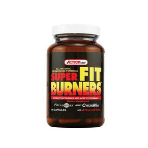 Super Fit Burners 60 Caps by Natural Balance (Formerly known as Trimedica)