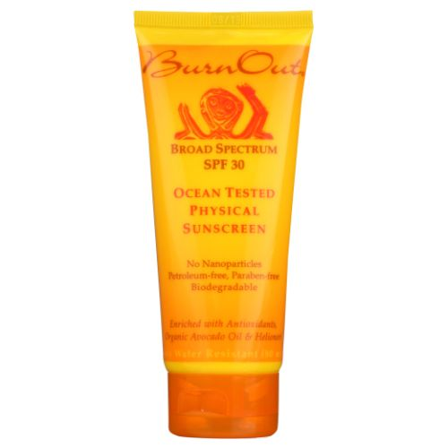 Ocean Tested Physical Sunscreen SPF 30 3.4 Oz by Burnout