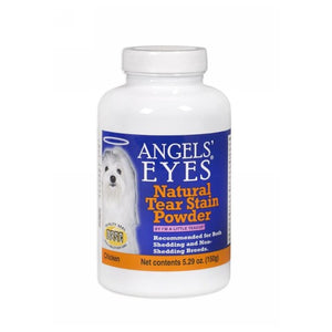 Natural Tear Stain Powder for Dogs Sweet Potato 5.29 oz by Angels' Eyes