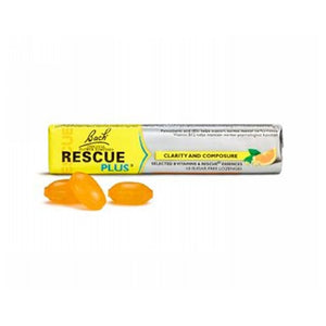 Rescue Plus Lozenge - 10 Lozenges