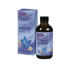 Pure Borage Seed Oil - 4 fl oz
