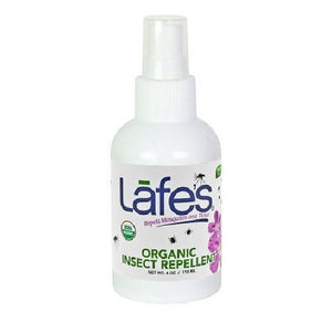 Organic Insect Repellent - 4 oz