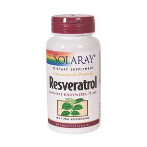 Resveratrol 60 Caps by Solaray