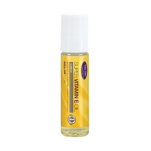Super Vitamin E Roll On 7 ml by Life-Flo Super Vitamin E Roll On 7 ml by Life-Flo