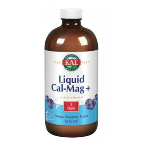 Liquid Cal-Mag+ Blueberry 16 oz by Kal