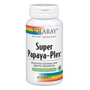 Super Papaya-Plex - Fresh Mint 90 Chews