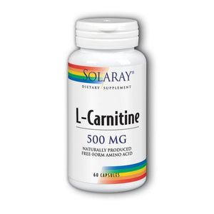 L-Carnitine 60 Caps by Solaray