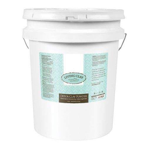 Detox Clay Powder 5 gal by The Living Clay Co