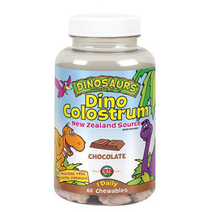 Dino Colostrum - Chocolate 60 Chews