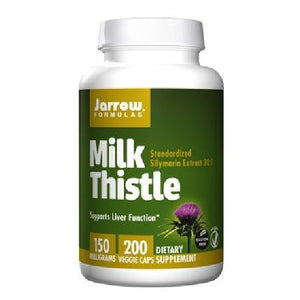 Milk Thistle 200 Caps by Jarrow Formulas