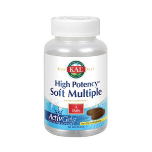 High Potency Soft Multiple 60 Softgels by Kal