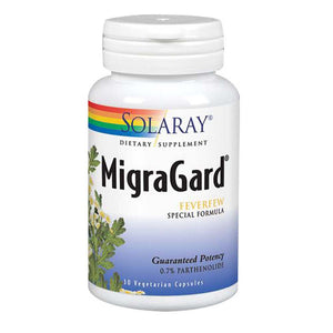MigraGard 60 Caps by Solaray