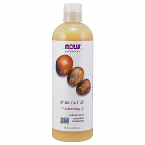Shea Nut Oil 16 oz by Now Foods
