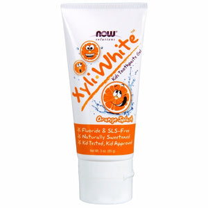 XyliWhite Kid's Toothpaste - Orange 3 oz
