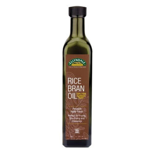 Rice Bran Oil - 16.9 oz(case of 6)