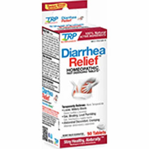 Diarrhea Relief 50 Tabs by TRP Company