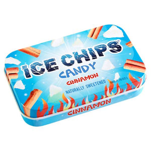 Ice Chips Candy Cinnamon 1.76 oz by Ice Chips Candy