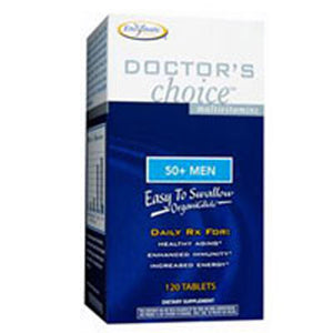 Doctor's Choice for 50-Plus Men - 120 Tabs