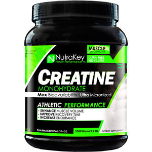 CREATINE MONOHYDRATE - 1000 Grams