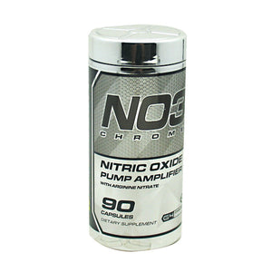 NO3 Chrome Nutric Oxide and Pump Amplifier - 90 Caps
