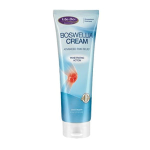 Boswellia Cream Unscented 4 OZ