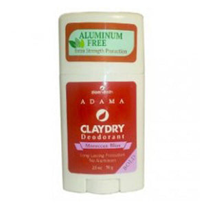 Clay Dry Bold Moroccan Bliss Natural Deodorant - 2.5 OZ