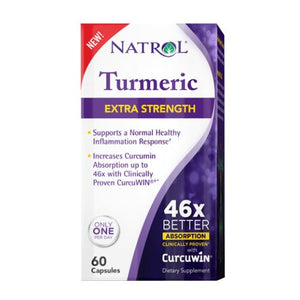 High Absorption Turmeric - 60 CAPSULE